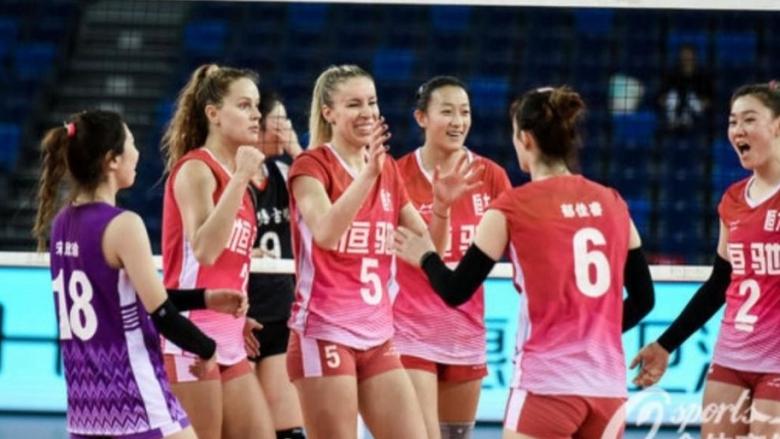 Добриана Рабаджиева отново топреализатор за Гуанджоу