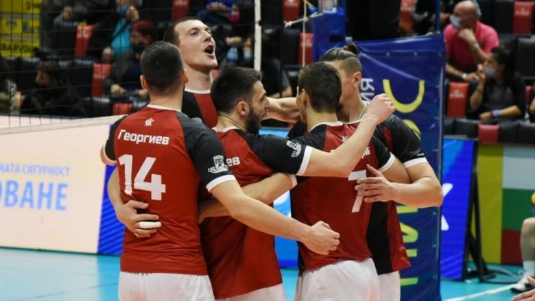 Локомотив без проблеми срещу Черно море