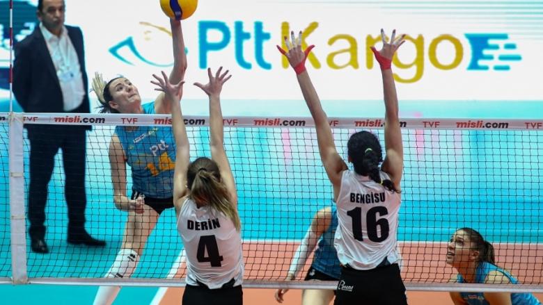 Емилия Димитрова и Христина Русева с осма победа в Турция