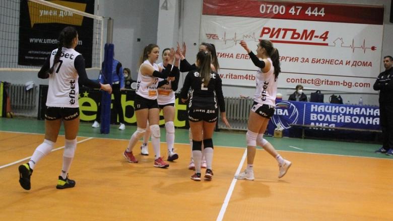 Славия с втора победа при жените след чист успех над Локомотив