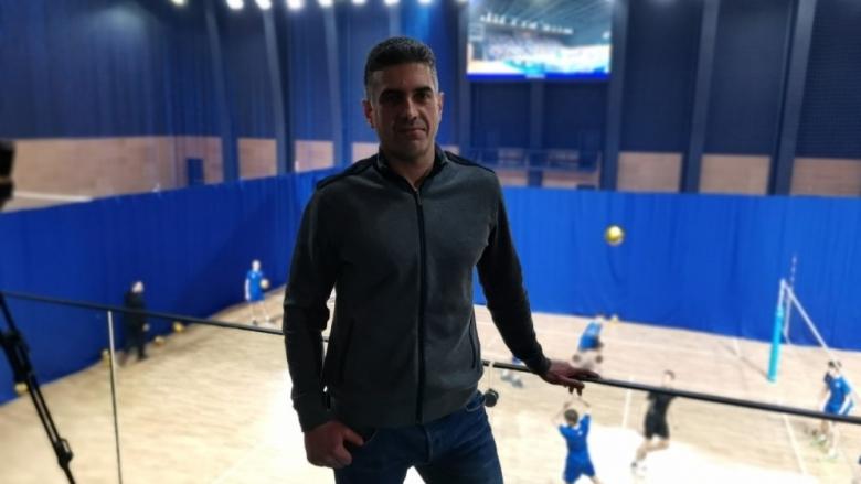 Давид Давидов: Зала Левски София ще приеме световното първенство за младежи U21