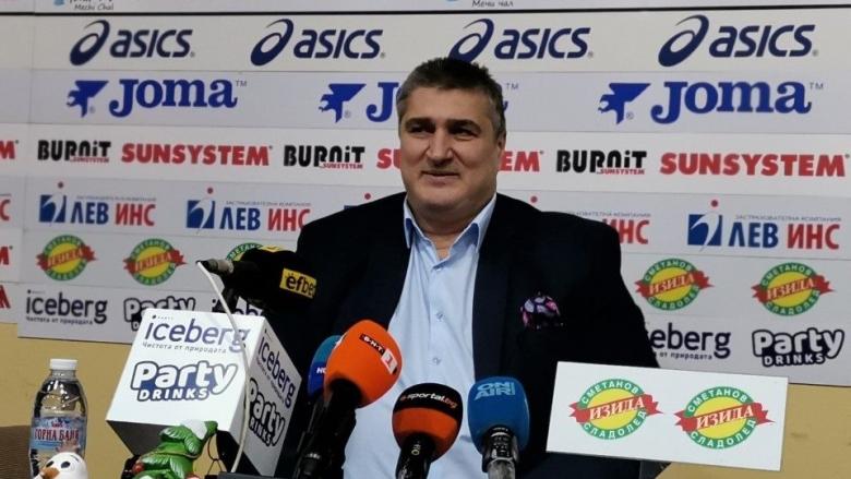 Любо Ганев: Георги Братоев сам се отказа от националния