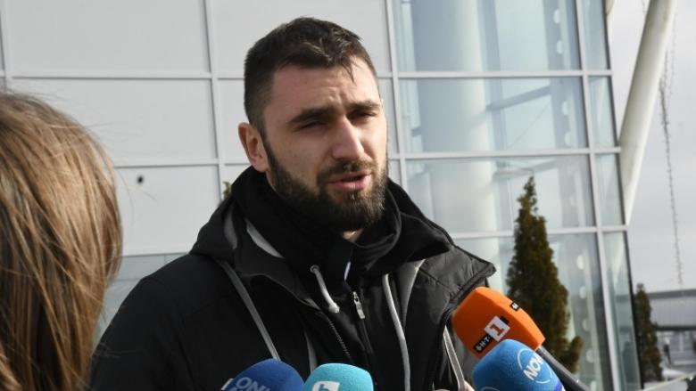 Цветан Соколов: Съперниците ни дадоха всичко от себе си, не беше лесно