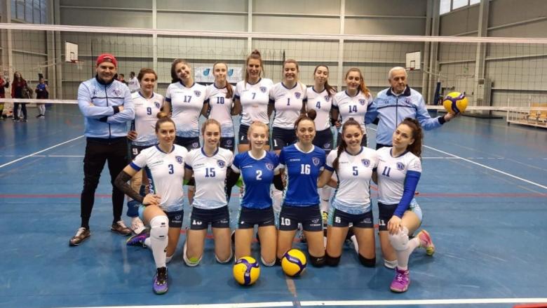 ДКС с трета поредна победа в женското първенство