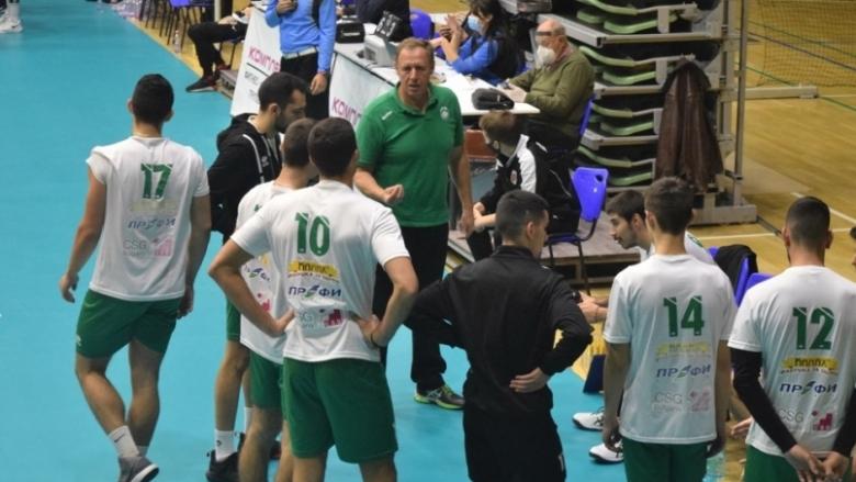 Петър Мечкаров: Подценихме противника, но се събрахме и победихме