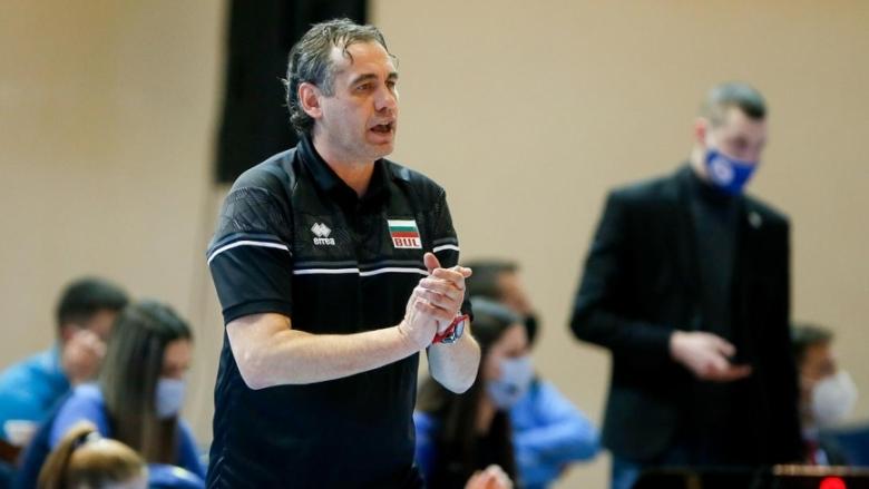 Виктор Карагьозов: Класирането за Евроволей утвърждава авторитета на волейбола ни