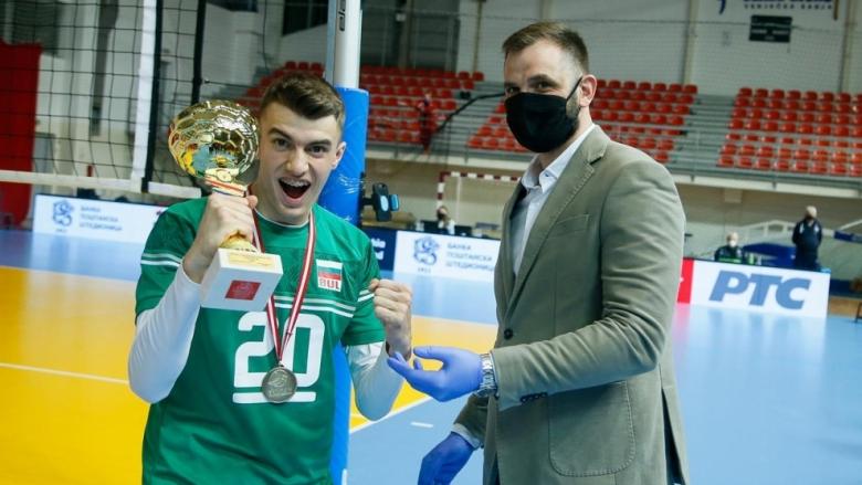 Виктор Томов: Мечтаем за медал от европейското първенство