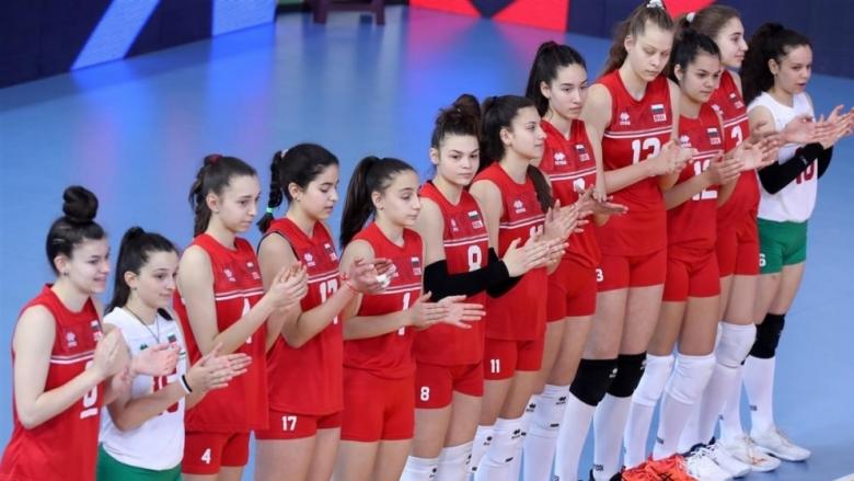 Националките U16 години започват подготовка за европейската квалификация