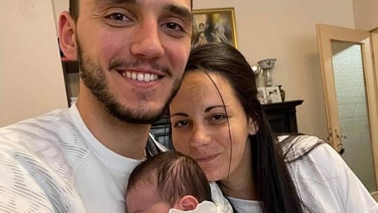 Волейболно семейство се сдоби с дъщеричка