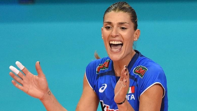 Година след завръщането: Пичинини отново се отказва от волейбола