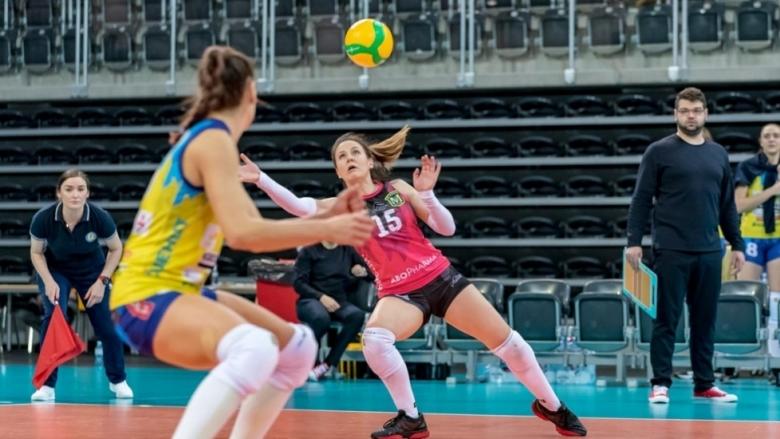 Родна националка подсилва украинския шампион Прометей