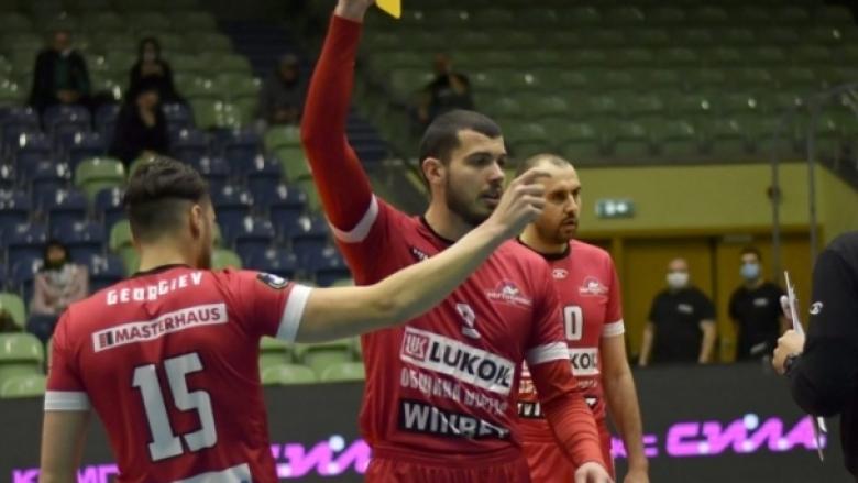 Волейболист на вицешампионите продължава във Франция