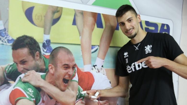 Алекс Грозданов: Надявам се да покажем, че България е на много високо волейболно ниво