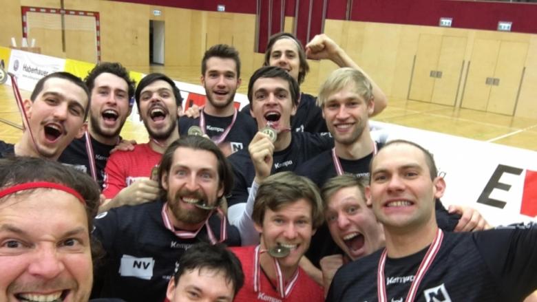 Валентин Благинов: Щастлив съм, че се окичихме с медали въпреки всички трудности