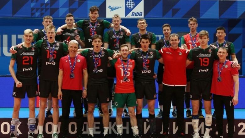 Георги Петров изведе Локо (Новосибирск) до сребро за Купата на Младежката лига