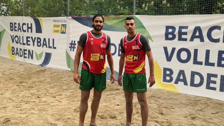 България с първа победа на европейското по плажен волейбол U22