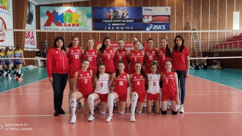 ЦСКА, Марица, Казанлък и Славия във финалната четворка за девойки U20