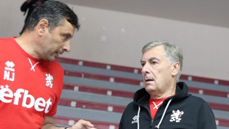 Силвано Пранди: Младите волейболисти могат да се учат от Цветан Соколов