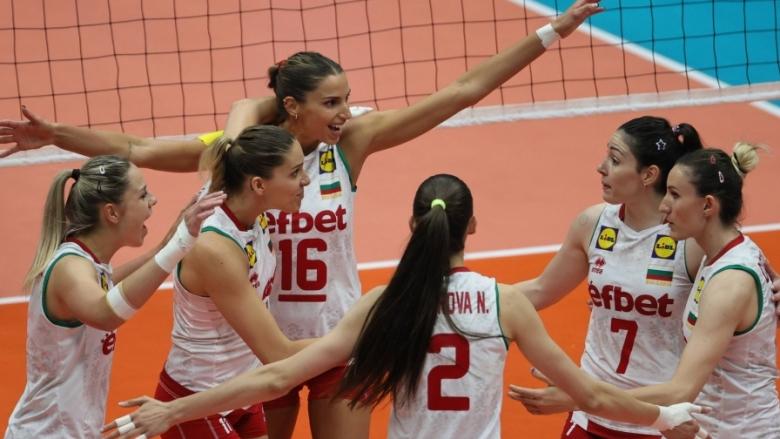 Страхотни! България разби Чехия и ще играе за титлата в Златната лига