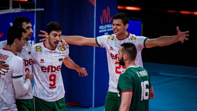 Вижте съперниците на България в последния уикенд от Лигата на нациите