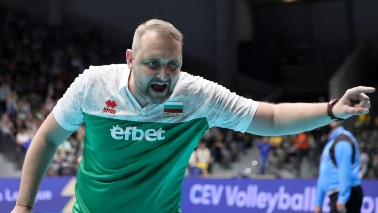 Иван Петков: Подхождаме с респект за финалния двубой, излизаме за победа