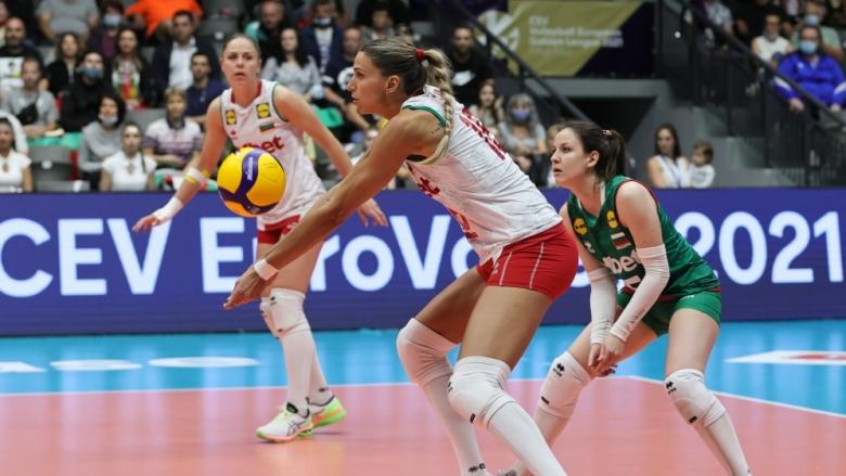 Елица Василева: Това бе хубава тренировка за финалния мач