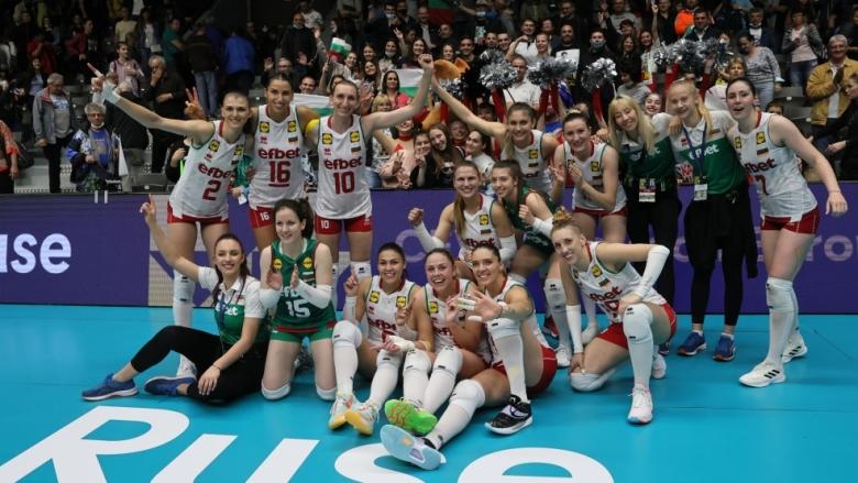 България атакува титлата в Златната лига в Русе