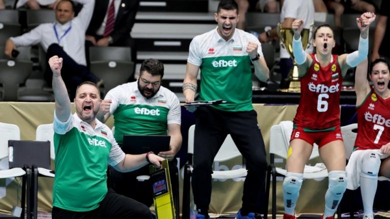 Иван Петков: Надявам се да започнем да печелим и срещу отбори от Топ 6 на Евроволей 2021
