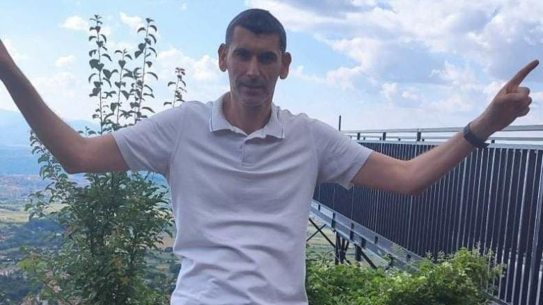 Човекът-клуб в ЦСКА Сашо Попов се разходи до панорамната площадка Софарджик