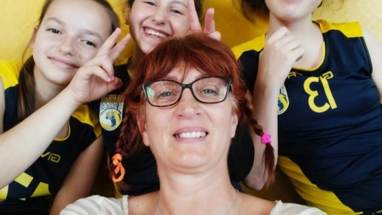 Активните жени във волейбола: Запознайте се със Стефка Великова