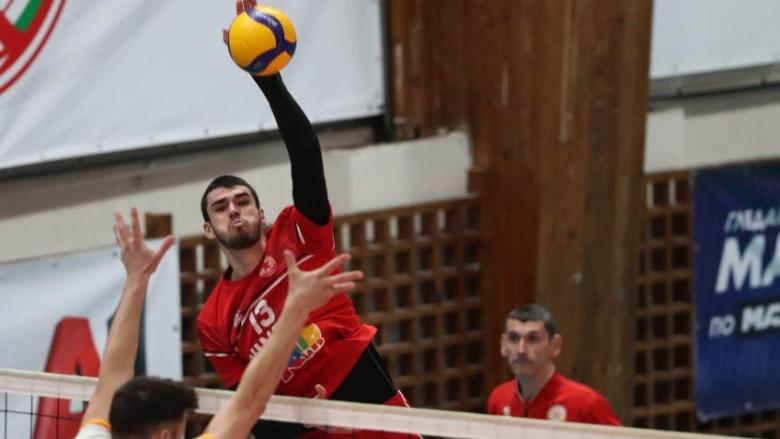 Димитър Димитров: Щастлив съм, че попаднах в полезрението на клуб като Равена