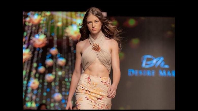 Волейболистка на Славия уверено гледа към модния подиум