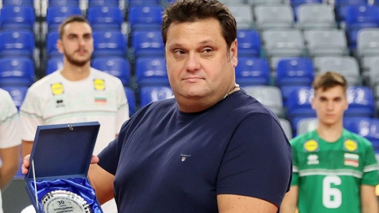 Мартин Стоев: Бих поел мъжкия национален отбор, но при определени условия