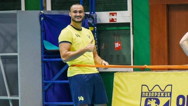 Пламен Шекерджиев: Удоволствие е, че съм редом с едни от най-класните волейболисти на България