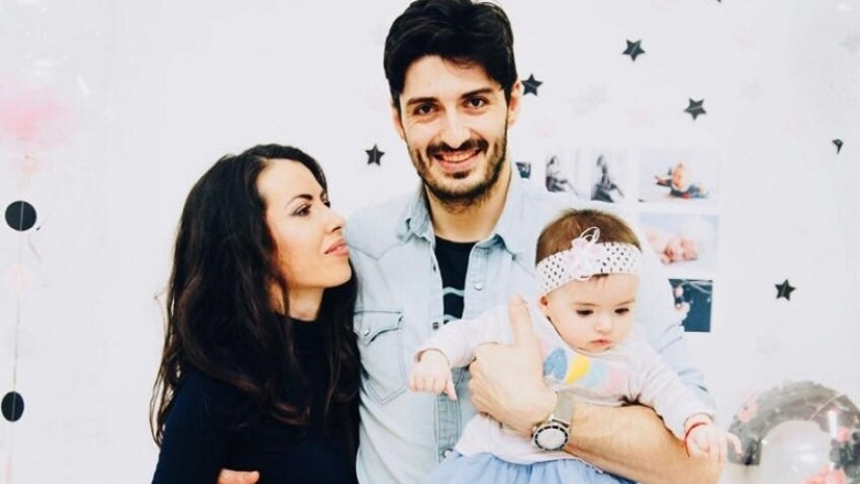 Националът Тодор Скримов стана баща за втори път
