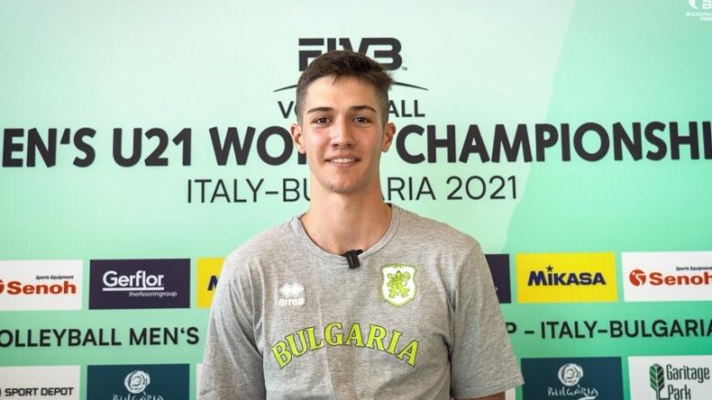 Лазар Бучков: Мечтая за олимпийска и световна титла (видео)
