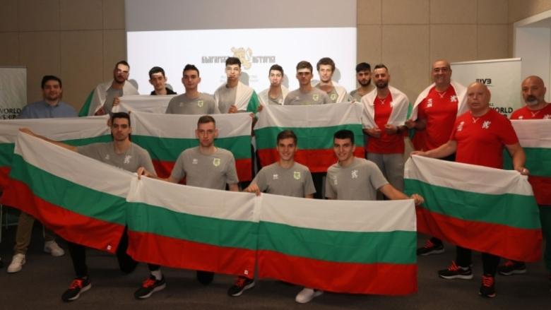 Националите U21 с лекция по българска история преди Световното по волейбол