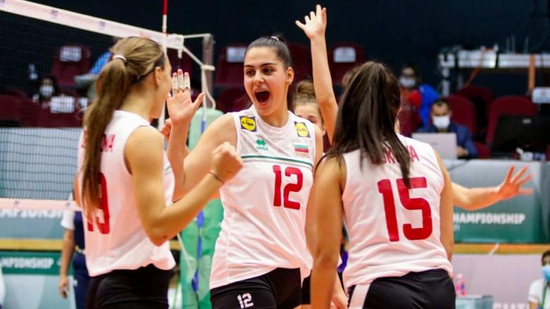 Гледай на живо с BGvolleyball.com България - Словакия на световното U18