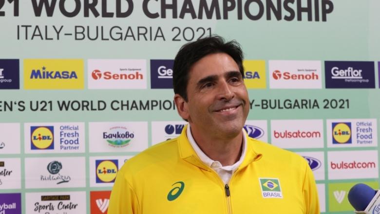 Джоване Гавио: България е сериозен отбор, в залата ви ми се иска да играя и аз