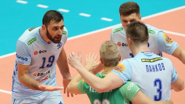 Цецо Соколов с 18 точки, Динамо с пети успех за Купата на Русия