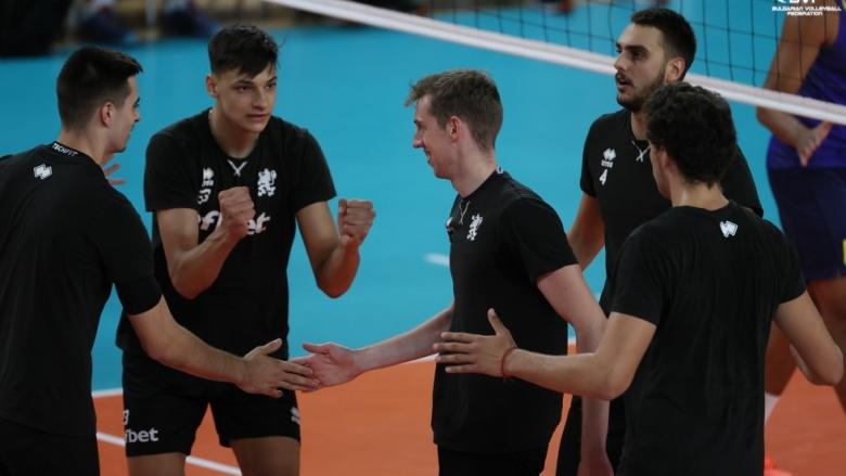 Гледай на живо с BGvolleyball.com България - Бахрейн от световното U21