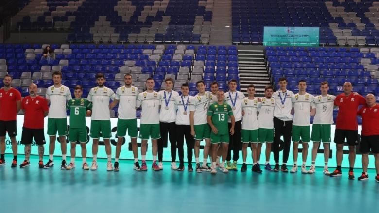 България U21 започва участието си на световното първенство