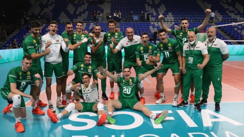 България с успешен старт на световното U21