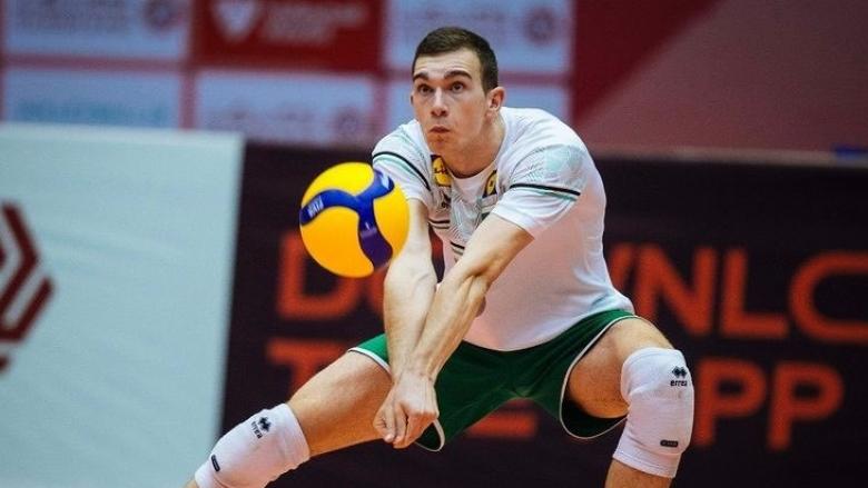 Иван Тасев: Ако не беше волейболът, щях да бъда футболист