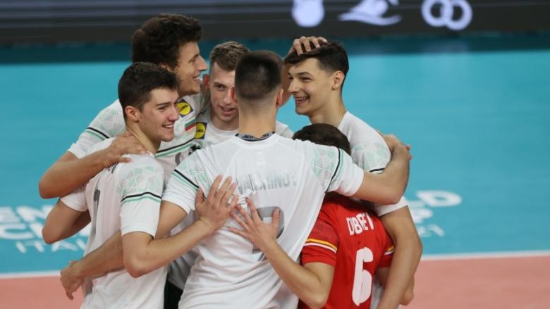 Страхотни! България в първата осмица на световното U21