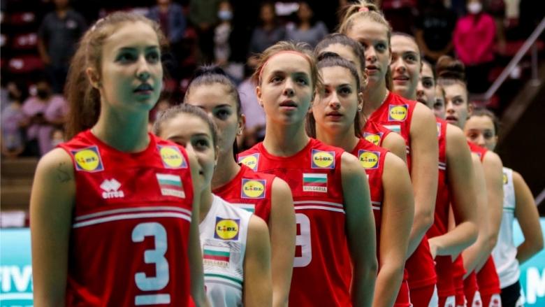 България U18 завърши със загуба в груповата фаза на световното