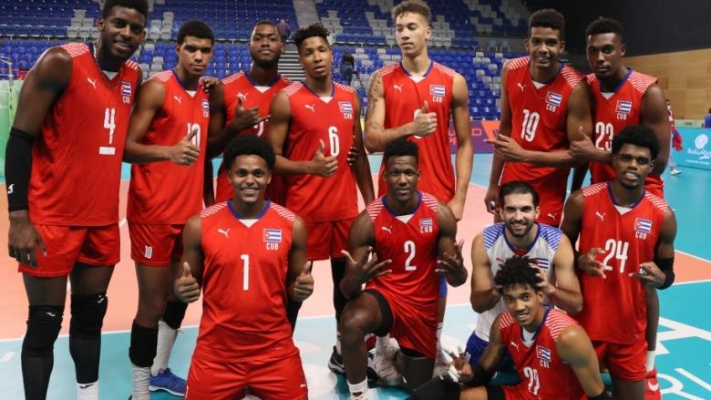 Куба завърши с победа груповата фаза на световното U21