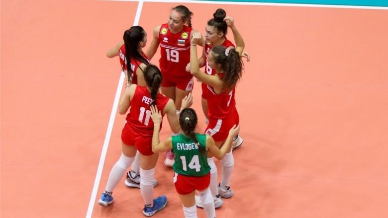 Националките U18 срещу Египет за 17-то място на световното