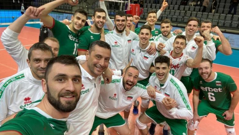 България стартира срещу Полша на световното за мъже 2022