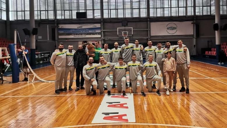 Добруджа спечели Черноморските игри